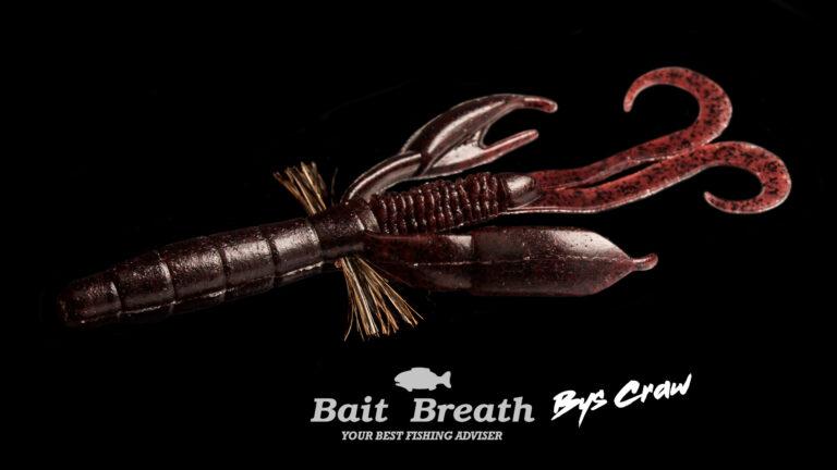 Bait Breath Détails Bys Craw 2