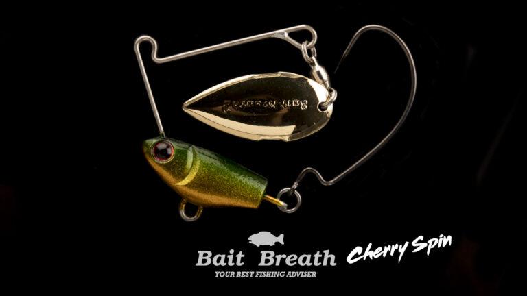Bait Breath Détails Cherry Spin 1