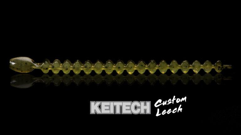 Keitech Custom Leech Détail 1