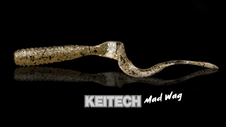 Keitech Mad Wag Détail 1