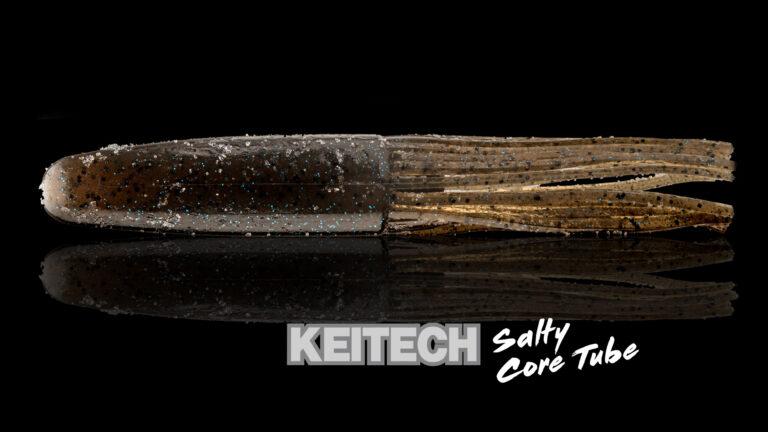 Keitech Salty Core Tube Détail 1
