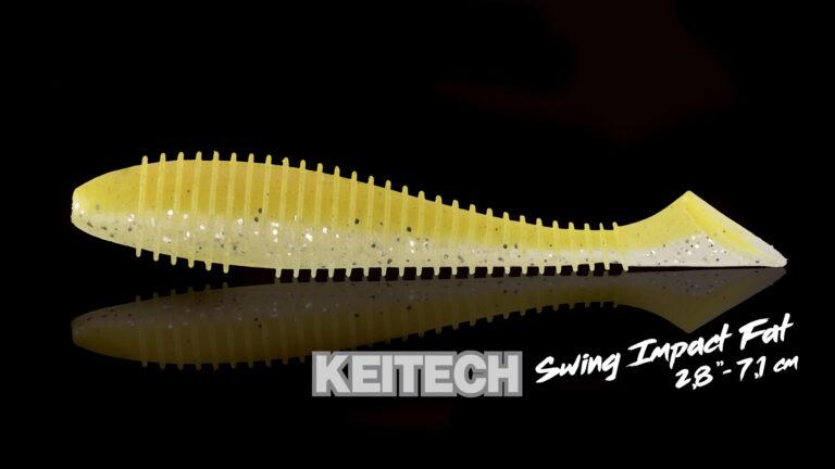 Keitech Swing Impact Fat 2.8 Détail 1