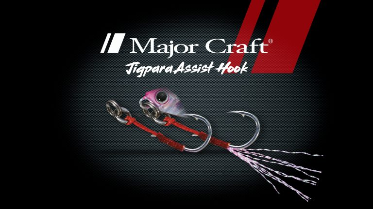 Majorcraft Détail 1 Jigpara assist Hook