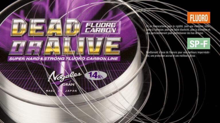 Nogales Dead or Alive Fluoro Carbon Super Hard Tech