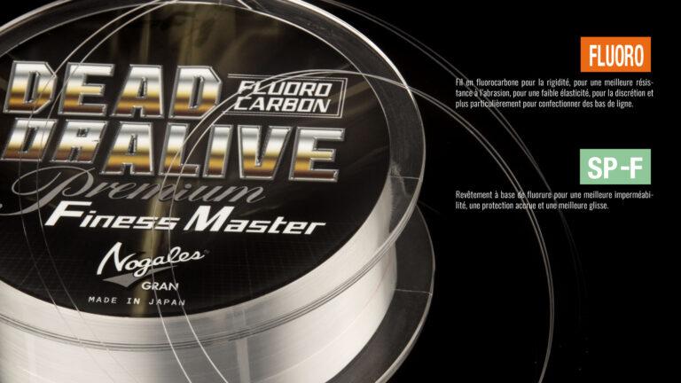 Nogales Dead or Alive Premium Finess Master Tech