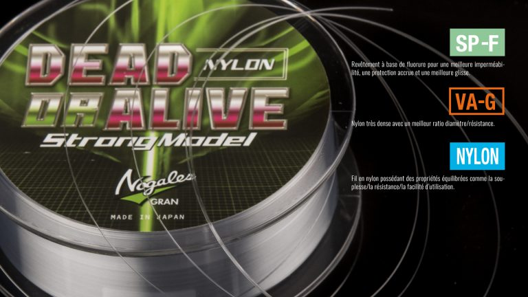 Nogales Dead or Alive Strong Model Tech