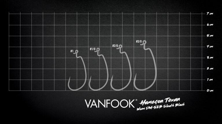 Vanfook DM-52B Sleath Black