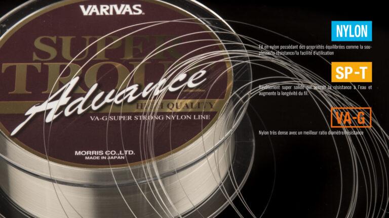 Varivas Super Trout Advance Tech