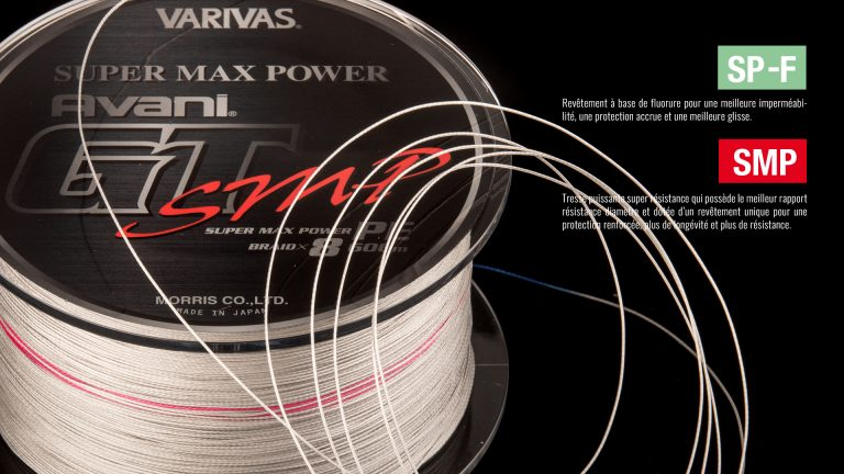 Varivas Tresse GT Super Max Power Tech
