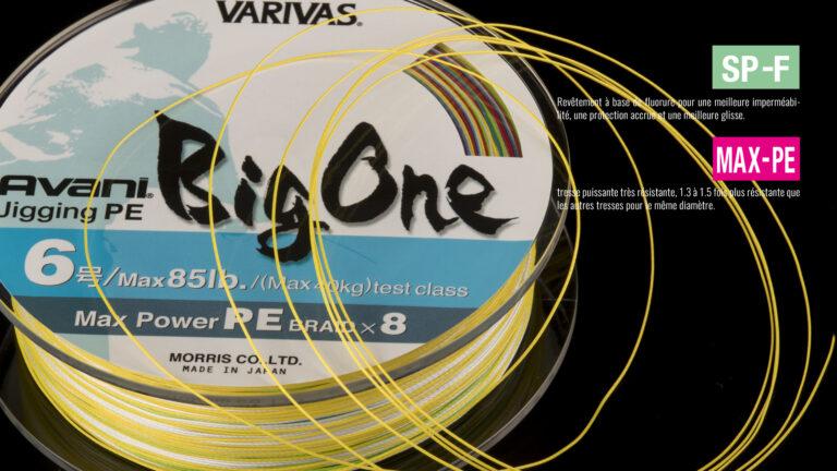 varivas Big One Tech