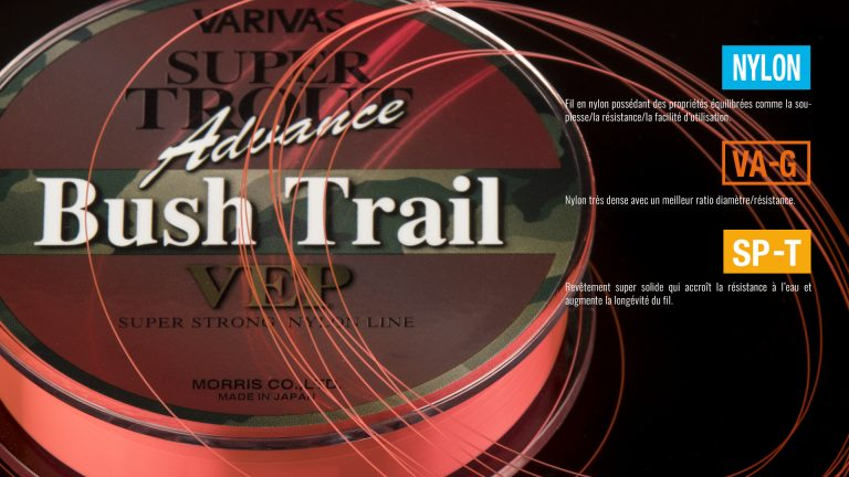 varivas Super Trout Advance Bush Trail Tech