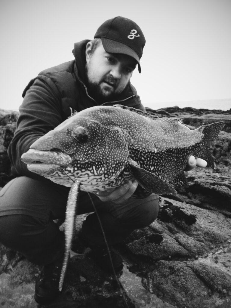 Shore Fishing, oui même en Bretagne...