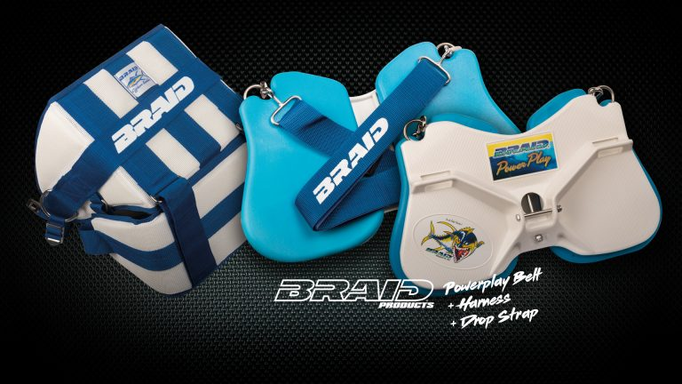 Braid dÇtails Powerplay Belt 4