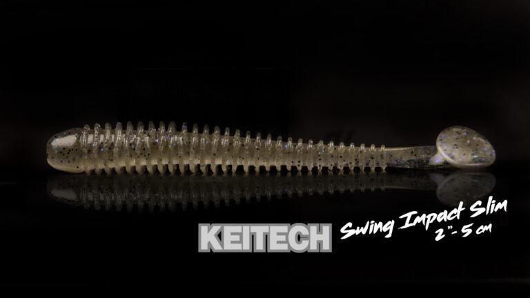 Keitech DÇtails Swing Impact Slim 2,0 - 5,0 cm