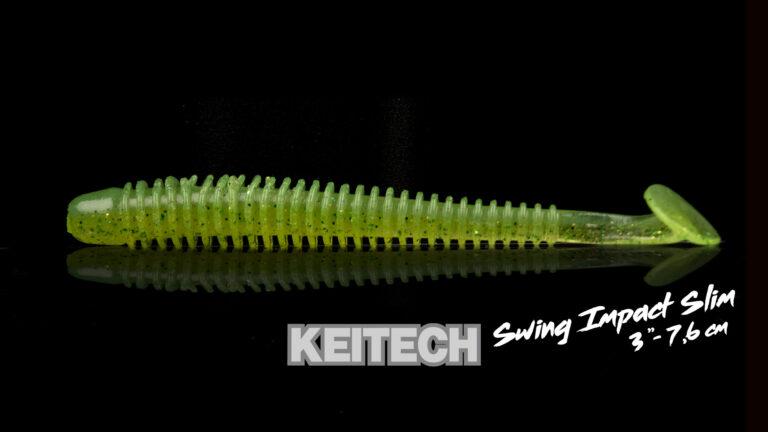 Keitech DÇtails Swing Impact Slim 3,0 - 7,6 cm
