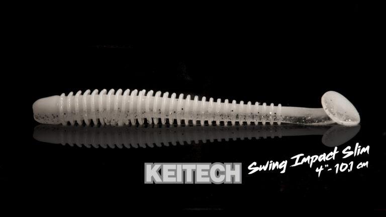 Keitech DÇtails Swing Impact Slim 4,0 - 10,1 cm