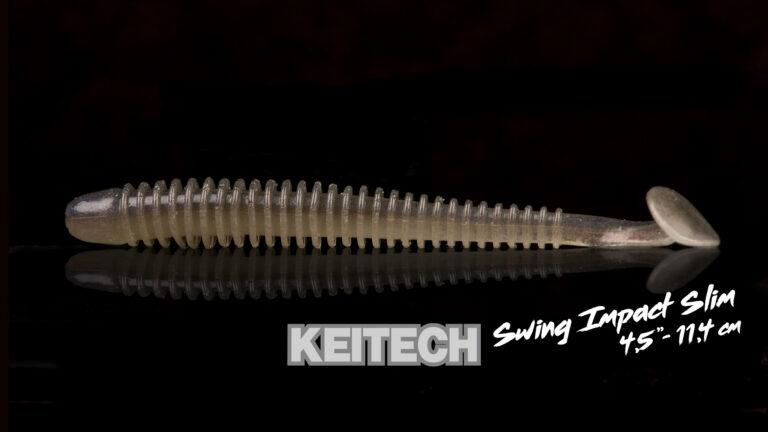 Keitech DÇtails Swing Impact Slim 4,5 - 11,4 cm