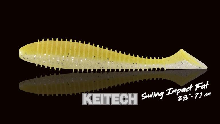Keitech DÇtails Swing Impact fat 2,8 - 7,1 cm