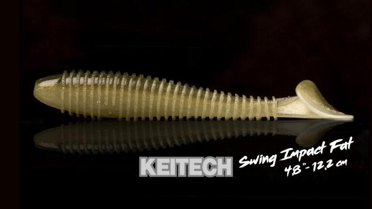 Keitech DÇtails Swing Impact fat 4,8 - 12,2 cm