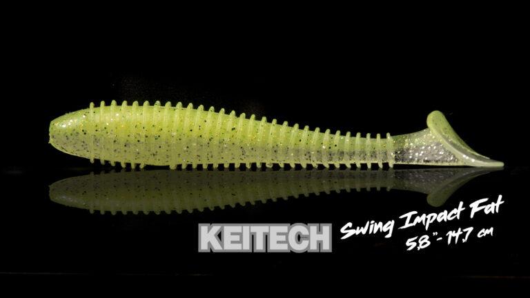 Keitech DÇtails Swing Impact fat 5,8 - 14,7 cm