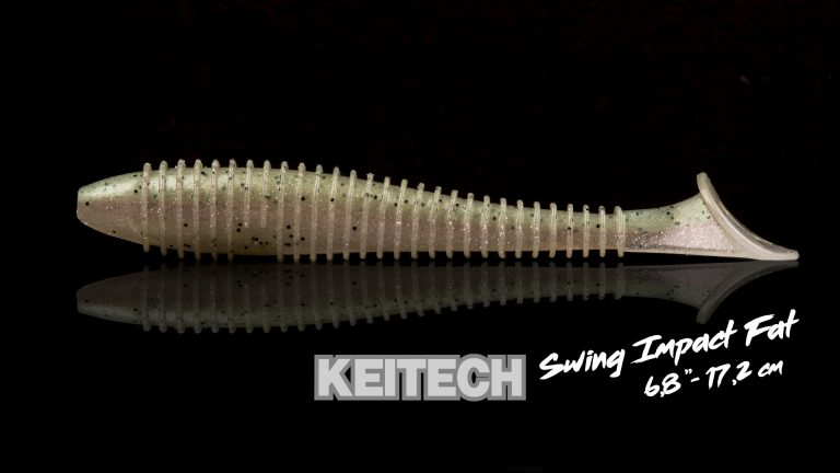 Keitech DÇtails Swing Impact fat 6,8 - 17,2 cm