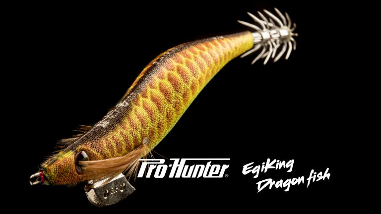 Pro Hunter Détail Egiking Dragon fish 1