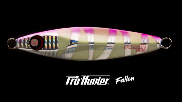 Pro Hunter Détail Fallen 2