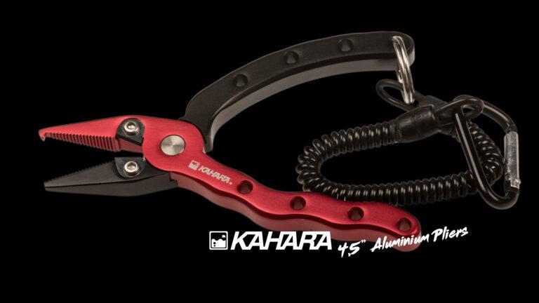 Kahara 4,5 inch Aluminium Pliers 3