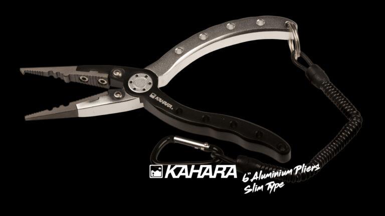 Kahara 6 inch Aluminium Pliers Slim Type 3