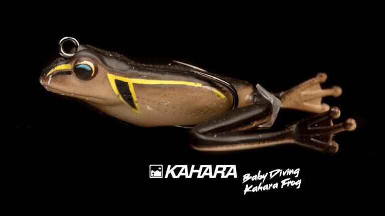 Kahara Diving Baby Frog 5