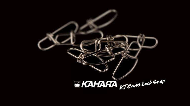 Kahara KJ Cross Lock Snap 1
