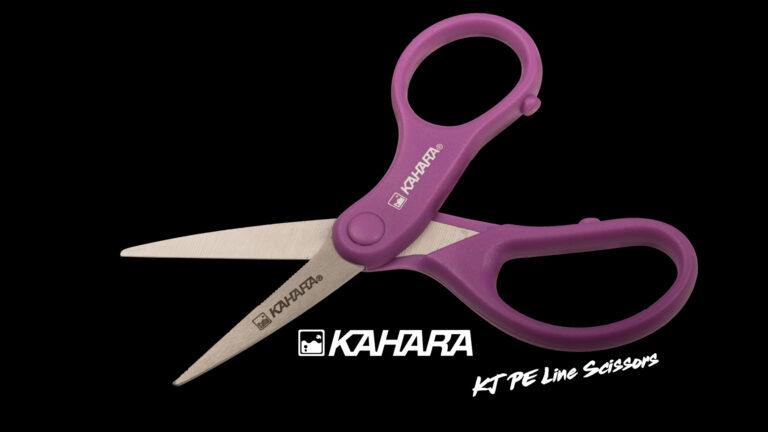 Kahara KJ PE Line Scissors 1
