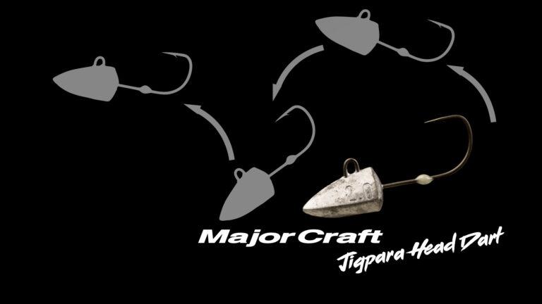 Majorcraft jigpara Head Dart DÇtail 1