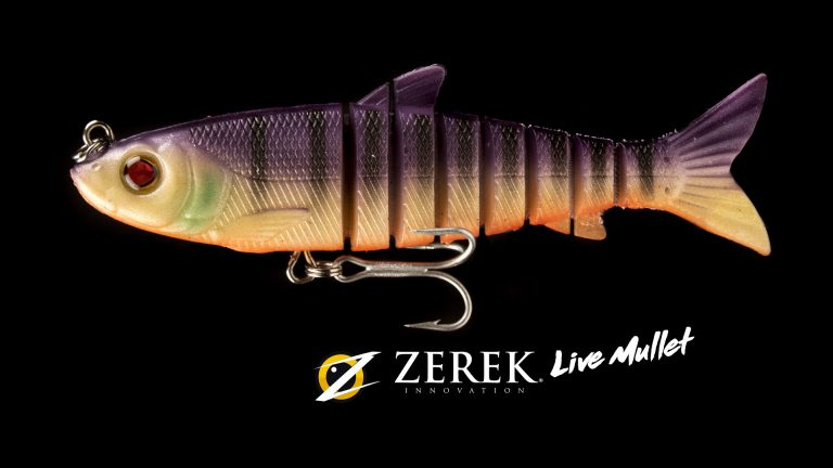 Zerek Live mullet détail 4
