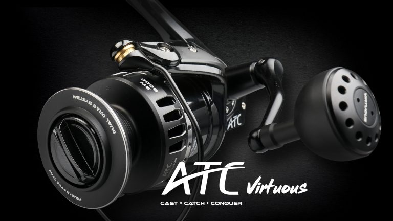 Moulinet Spinning ATC Virtuous