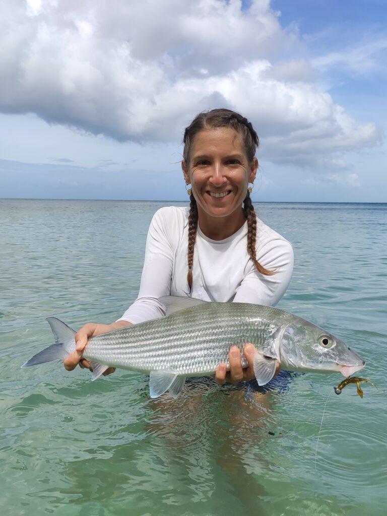 bonefish real craw fishup
